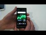 Sony Xperia S. Первый обзор